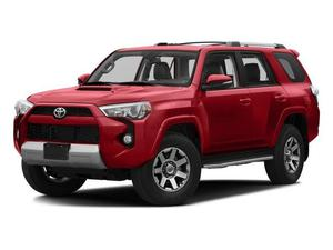 Toyota 4Runner Trail - 4x4 Trail 4dr SUV