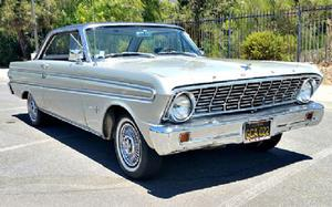 Ford Falcon Sprint 2 Dr. Hardtop