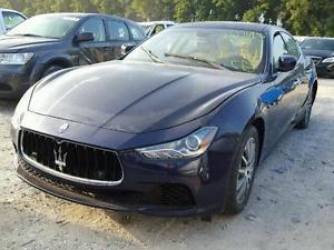 Maserati Ghibli QS