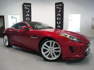 Jaguar F-TYPE S - AWD S 2dr Coupe