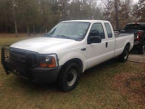 Ford F-250 XL Package
