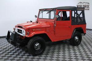 Toyota Land Cruiser RARE RESTORED TO ORIGINAL