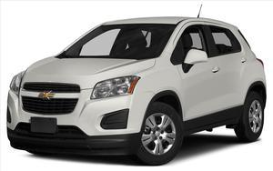 Chevrolet Trax LT - AWD LT 4dr Crossover w/1LT