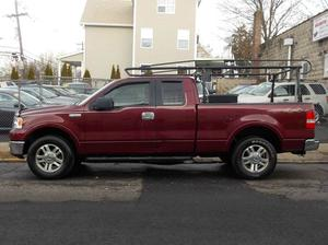 Ford F-150 Lariat - Lariat 4dr SuperCab 4WD Styleside