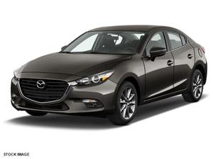 Mazda MAZDA3 Touring - Touring 4dr Sedan 6A