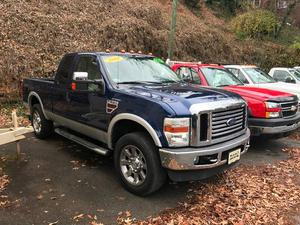 Ford F-250 Super Duty Lariat - Lariat 4dr SuperCab 4WD