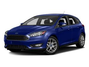 Ford Focus SE - SE 4dr Hatchback