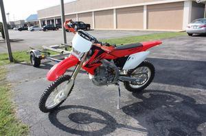 Honda CRF 450x - CRF 450x
