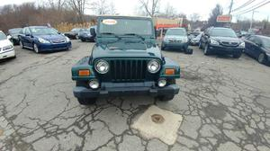 Jeep Wrangler Sahara - 2dr Sahara 4WD SUV