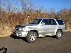 Toyota 4Runner Limited - Limited 4dr SUV