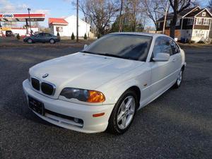 BMW 3 Series 325Ci - 325Ci 2dr Coupe