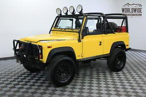 Land Rover Defender ONE OWNER HIGH END BUILD