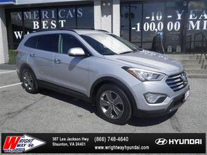Hyundai Santa Fe Limited - AWD Limited 4dr SUV
