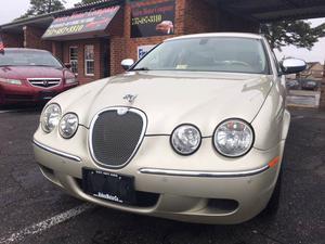 Jaguar S-Type dr Sedan Luxury
