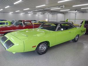 Plymouth Superbird -