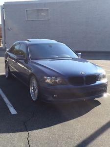 BMW ALPINA B7 ALPINA B7