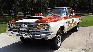 Dodge Coronet Gasser Build