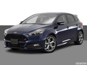 Ford Focus Titanium - Titanium 4dr Hatchback