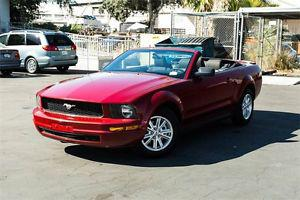 Ford Mustang V6 Deluxe