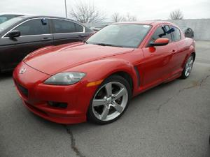 Mazda RX-8 - Base 4dr Coupe
