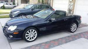 Mercedes-Benz SL-Class Base Convertible 2-Door
