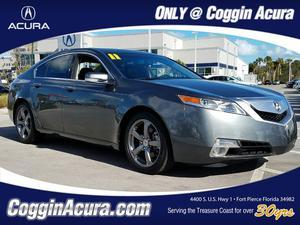 Acura TL SH-AWD w/Tech in Fort Pierce, FL