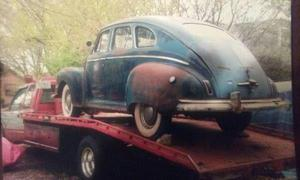 Nash 600 -