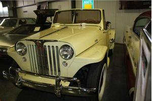 Willys Jeepster - Willys-Overland