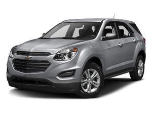 Chevrolet Equinox LS - AWD LS 4dr SUV