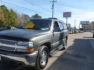 Chevrolet Tahoe LS - LS 4WD 4dr SUV