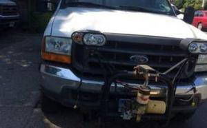 Ford F350 Dump Truck