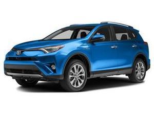 Toyota RAV4 Hybrid Limited - AWD Limited 4dr SUV