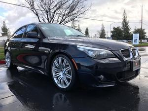 BMW 5-Series 550i in Sacramento, CA