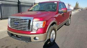 Ford F-150 Lariat - 4x4 Lariat 4dr SuperCab Styleside