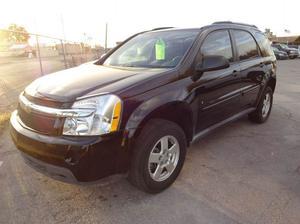 Chevrolet Equinox LS - LS 4dr SUV