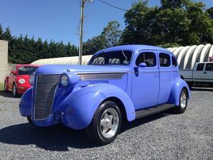 Desoto Sedan -