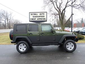 Jeep Wrangler Unlimited X - 4x4 X 4dr SUV