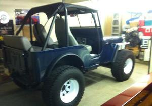Willys CJ-3A -