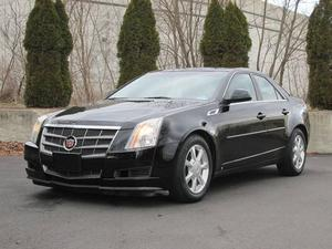 Cadillac CTS 3.6L DI - 3.6L DI 4dr Sedan w/High Feature