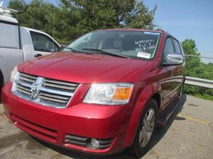 Dodge Grand Caravan SXT - SXT Extended Mini-Van 4dr