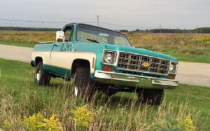 Chevrolet Silverado Shortbed K10
