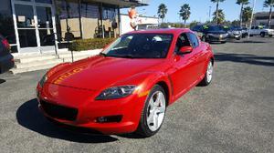 Mazda RX-8 - touring