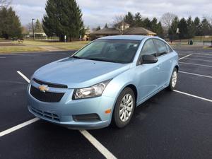 Chevrolet Cruze - LS 4dr Sedan