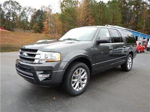 Ford Expedition EL Limited - 4x2 Limited 4dr SUV