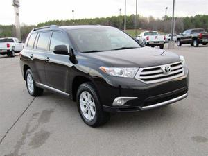 Toyota Highlander in Jasper, AL