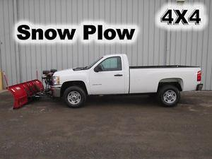 Chevrolet Silverado  SNOW PLOW PICKUP TRUCK