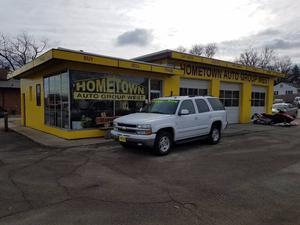 Chevrolet Tahoe LT - LT 4WD 4dr SUV
