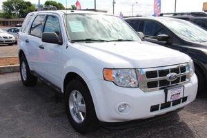 Ford Escape XLT - XLT 4dr SUV