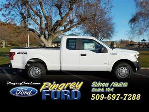 Ford F-150 XL - 4x4 XL 4dr SuperCab 6.5 ft. SB