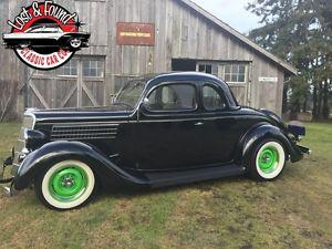Ford business coupe rumble seat coupe